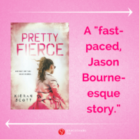 Pretty Fierce Blog Tour | Author Q&A with Kieran Scott