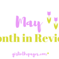 May 2018 Month in Review
