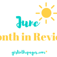 June & July 2018 Month in Review