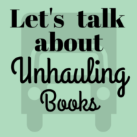 Let's Talk About Unhauling Books