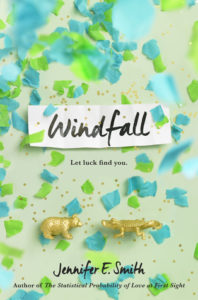 Windfall by Jennifer E. Smith | Review