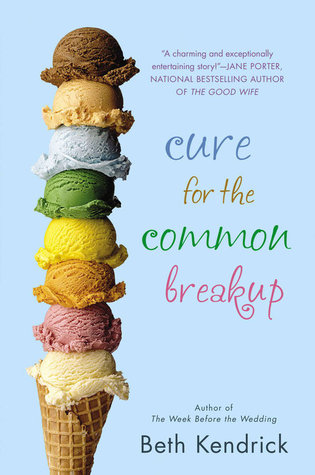 Cure for the Common Breakup (Black Dog Bay, #1) by Beth Kendrick