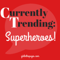 Currently Trending: Superhero Books