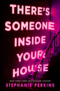 Boyfriend Book Reviews | There's Someone Inside Your House