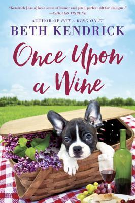 Once Upon a Wine (Black Dog Bay, #4) by Beth Kendrick