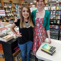 There's Someone Inside Your Bookstore | Stephanie Perkins Event Recap!