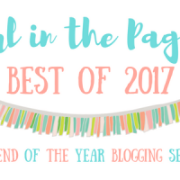 Girl in the Pages Best of 2017 | Best 2017 Releases I Read