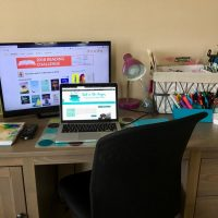Behind the Screen: A Book Blogger Tag
