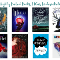 Eight Highly Rated Books I Was Underwhelmed By