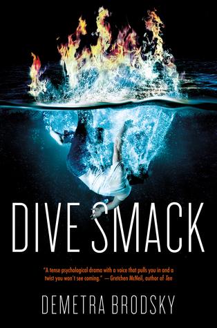 Dive Smack by Demetra Brodsky