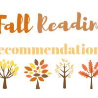 Fall Reading Recommendations!
