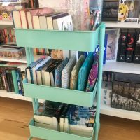 My TBR Cart: My Favorite New Addition to My Home Library
