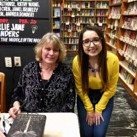 February 2019 Author Event Recaps | Leigh Bardugo and Robin LaFevers