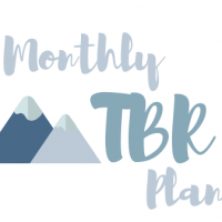 Monthly TBR Plan: April 2019