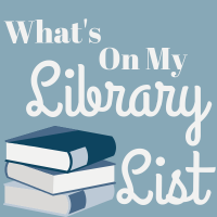 What's On My Library List [3]