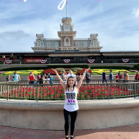 Disney Dream Honeymoon Part 1