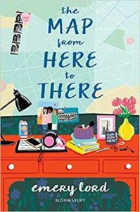 The Map From Here to There by Emery Lord | ARC Review