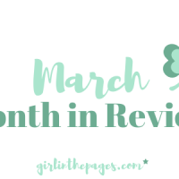 Month in Review: March 2020
