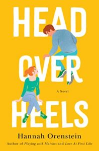 Head Over Heels by Hannah Orenstein | ARC Review