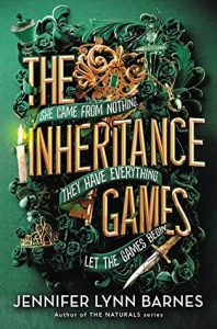 YA Mini Reviews: The Inheritance Game and Majesty