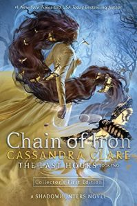 Chain of Iron by Cassandra Clare   Review