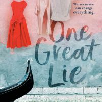 Mini Reviews | One Great Lie & The Moon and More