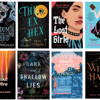 Books I'm Excited To Read for *Spooky Season* 2021